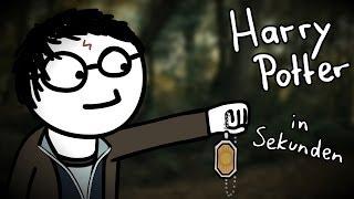 Harry Potter und die Heiligtümer des Todes Teil 1 in 203 Sekunden