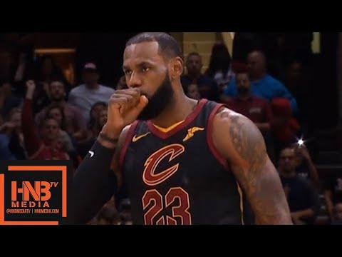 Cleveland Cavaliers vs LA Lakers 1st Half Highlights / Week 9 / Dec 14