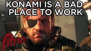Konami is a Bad Place to Work - GT Time (Aug 13 2015)