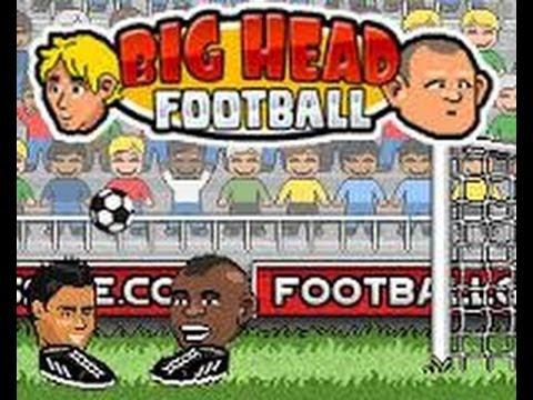 [GAME WEB] Big Head Football #2 หัวนักฟุตบอลจอมพลัง