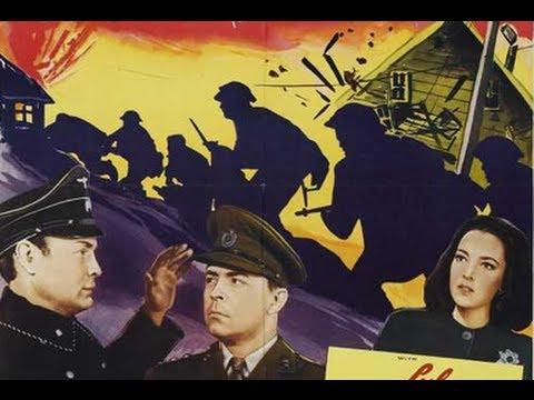They Raid by Night (1942) - Full Movie