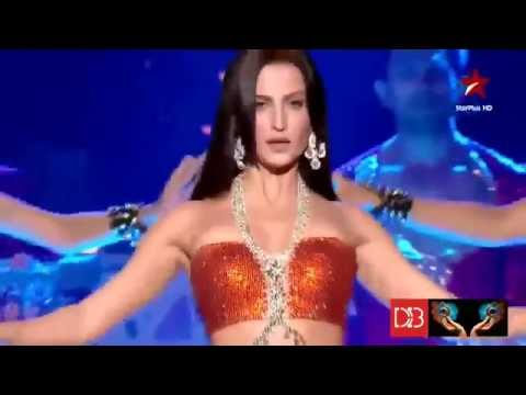 Elli Avram Afghan Jalebi Hot Live PerformanceBIG Star Entertainment Awards 2016YouTube 720p