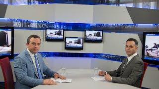 Здоровый разговор  в гостях председатель Киевского районного суда Одессы Сергей Чванкин