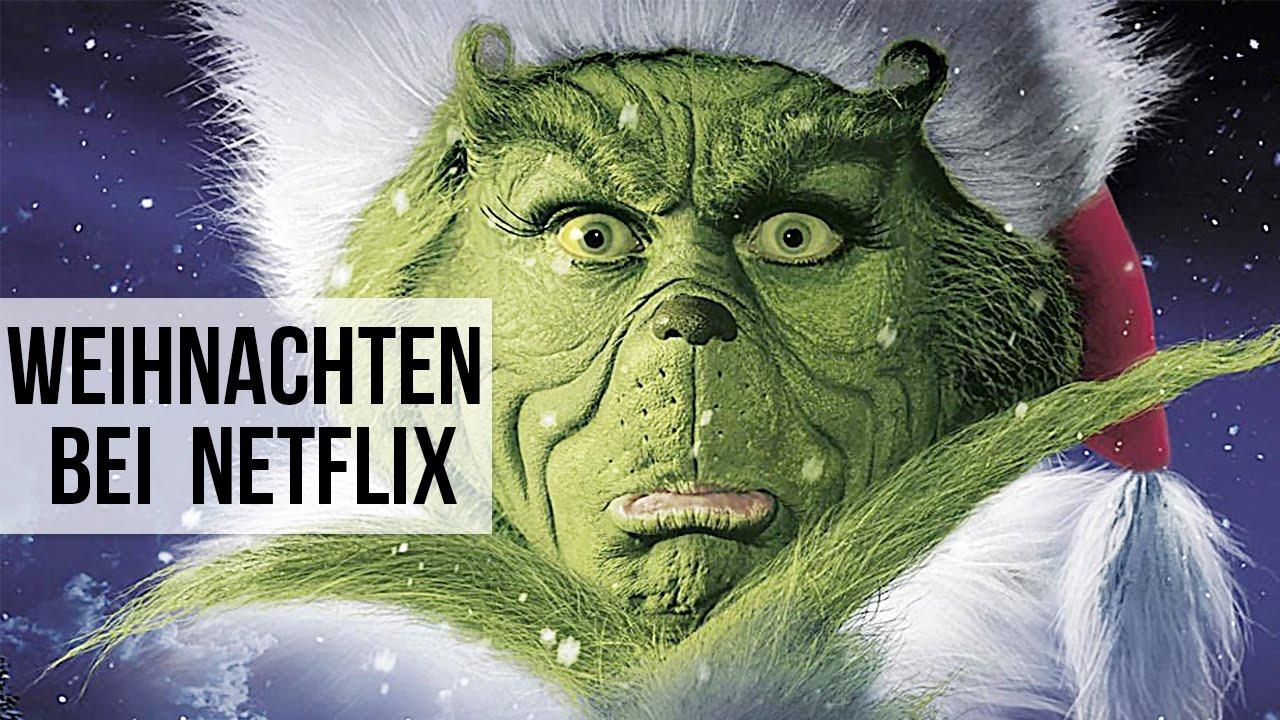 Weihnachtsfilme Netflix