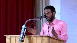 SOLIDARITY PEOPLE'S TRIBUNAL ON DRACONIAN LAW CASES; Umar Moulavi'es speech