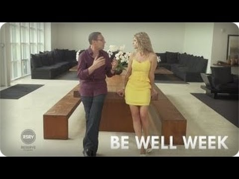 Kyra Sedgwick on BPA and Your Body | Be Well Week Ep. 4 | Reserve Channel