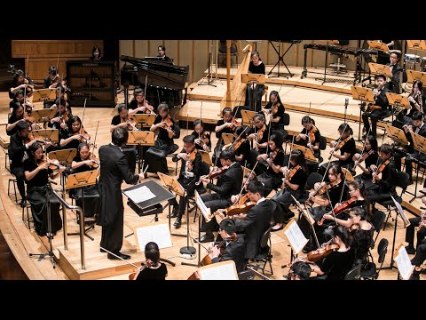 Bartók: Dance Suite / Joshua Tan • Singapore National Youth Orchestra