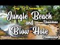 Jungle Beach - Unawatuna | Blow Hole - Hummanaya | Along the Road | Vlog 1.2 | Sri Lanka
