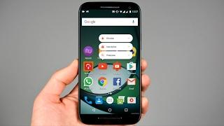 Android 7.1 no Moto G3.