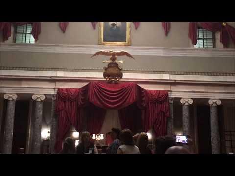 Old Senate Chamber US Capitol