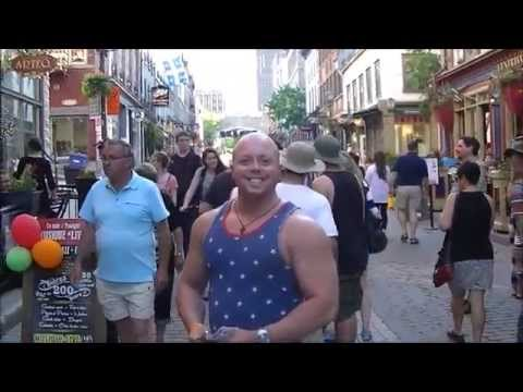 Summer Walking Old Quebec 2015, Quebec City