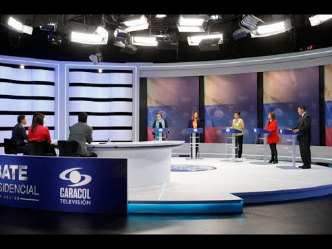 Debate vicepresidencial - Colombia Decide | Noticias Caracol