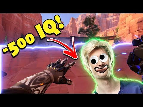 XQC Makes a -500IQ Doomfist Play - Overwatch Funny Moments & Best Plays #109
