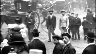 Manchester Street Scene 1901