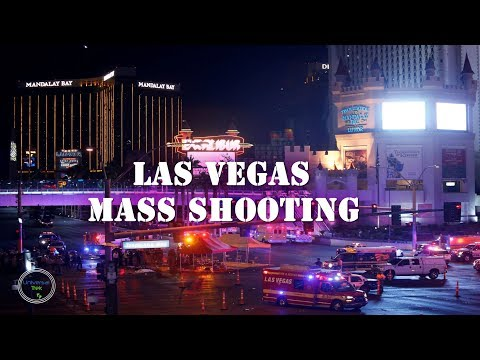 Las Vegas Shooting | The Chilling Warnings Before ✔️