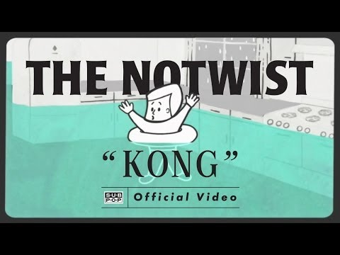 The Notwist - Kong [OFFICIAL VIDEO]