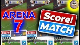 Liga suprema ( nivel 7 ) | score match