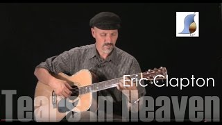 Tears In Heaven - Eric Clapton - Easy Guitar Lesson