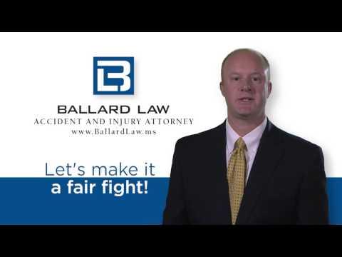 Personal Injury Lawyer In Jackson, MS - Ballard Law