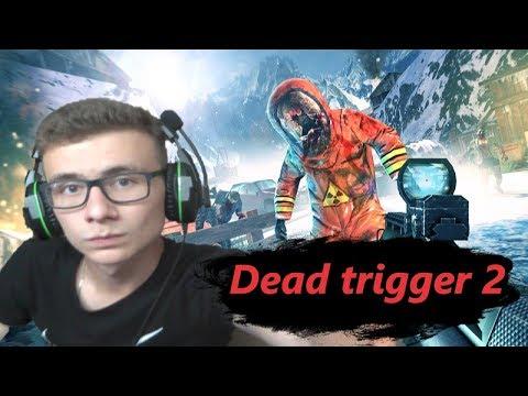 Dead Trigger 2 (2019) Зомби//Где чертежи???//Тренировка игры на Gamepad #xbox #gamepad #deadtrigger2