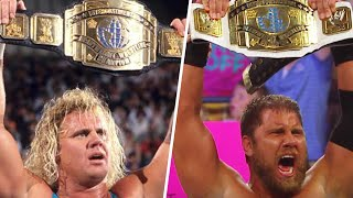 11 Fathers And Sons Who Won The Same Wrestling Titles