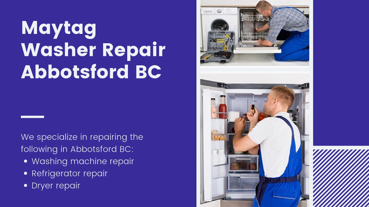 Affordable Appliance Repair Companies Abbotsford BC