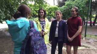 ICTV берет интервью про детский отдых в лагере