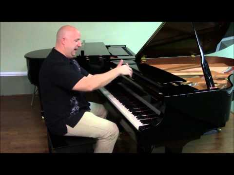 Music Lessons In The Home - Dynamics Game for Piano