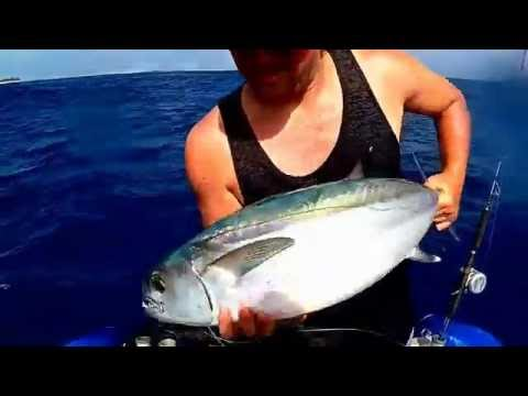 Fishing the Cook Islands - GTs, Dogtooth, Bonefish & More