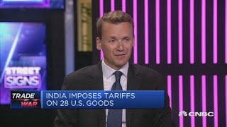 Trump has 'shot himself in the foot' with trade war, strategist says | Street Signs Europe