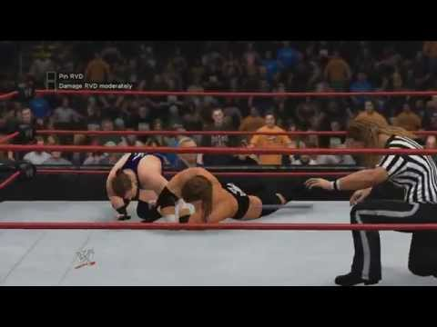 WWE2K15 2K Showcase Mode Best Friends, Bitter Enemies Ep 2