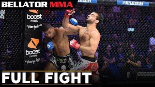 Full Fight   Lima vs. Andrey Koreshkov - Bellator 164