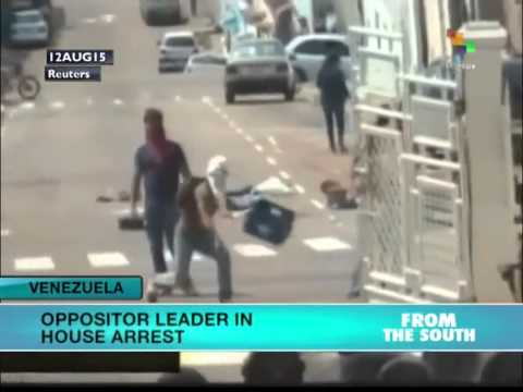 Venezuelan Opposition Leader Granted House Arrest