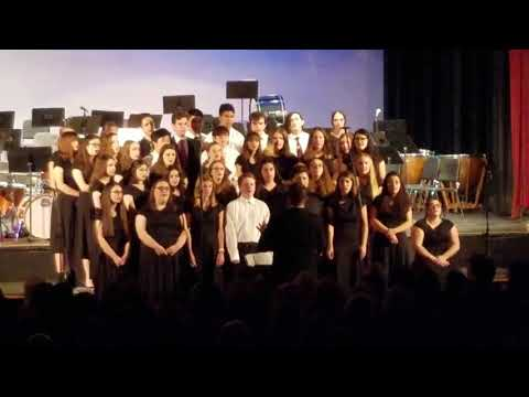 The Old Rochester Regional High School Holiday Concert