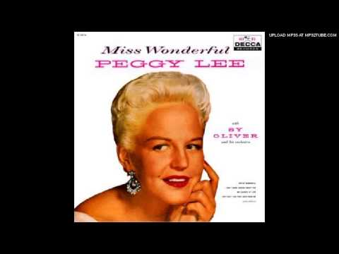 Peggy Lee - A Woman Alone With The Blues