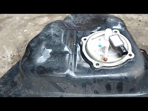 Service Fuelpump Mio J & c 70 gas jengat