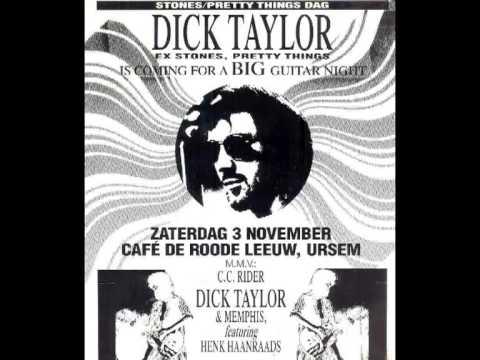 Rolling Stones tributeband Memphis ft. Dick Taylor - Ursem, De Rode Leeuw, 3 Nov, 1990 (part 1)