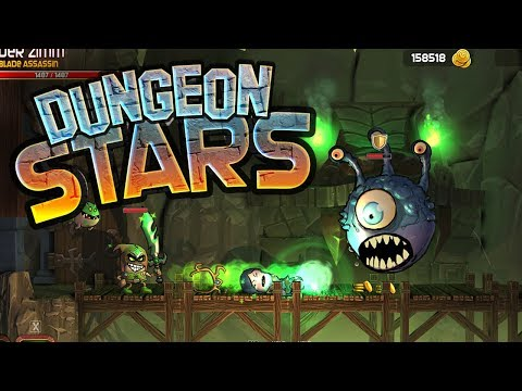 DUNGEON STARS | Side Scrolling Hack and Slash | Dungeon Stars Gameplay!