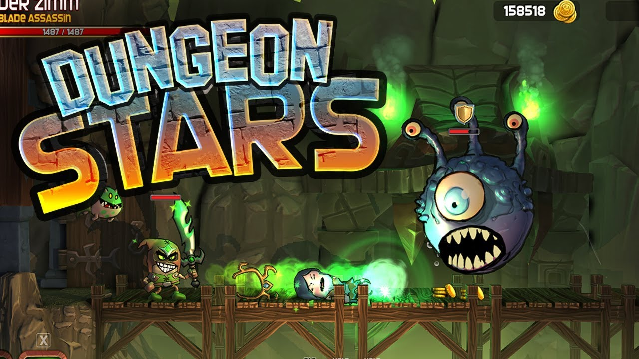 Dungeon Stars Side Scrolling Hack And Slash Dungeon