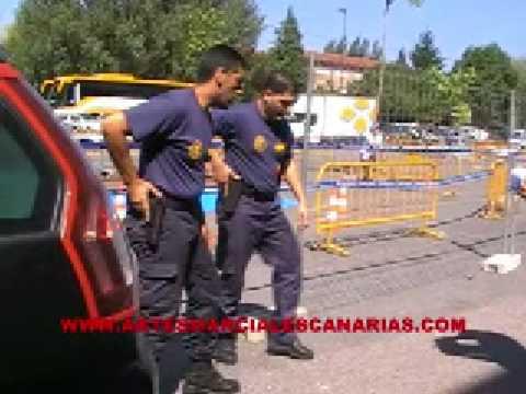 ADOLFO ARMAS Y JONATHAN JEREZ,EN EL EUROPOLYB 2008...