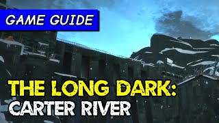 How to do Mystery Lake to Pleasant Valley via Carter Dam & River   The Long Dark game guide
