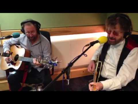 Chas & Dave perform Rabbit on Chris Evans Breakfast Show