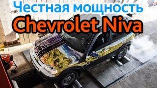 Chevrolet Niva: минус 5 л.с.