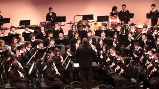 BSS Grade 9 Red Band - Two British Folk Songs