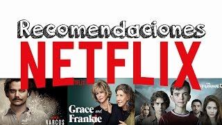 Recomendación de series ♡ Netflix || Likesely