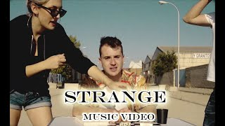 Strange - William Moody  | Official Music Video | 🔥 (voice Sara Askarzadeh)