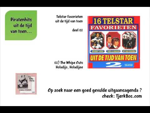 The Whipe Outs - Holadijo, Holadijee (Oude Piratenhits).