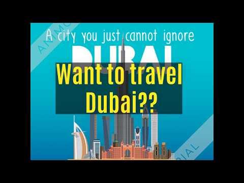 Best Offer for Dubai tour & travel packages