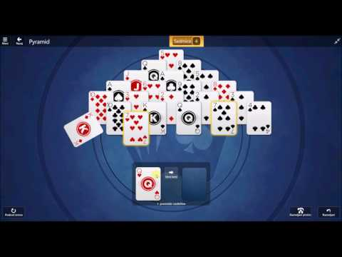 Solutions for Classic - Microsoft Solitaire Collection, Star Club