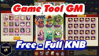 Hỏa Chí Naruto - H5 - lậu Tool GM - Game Tool GM - Game Naruto Cực Hay - NanhKo GM